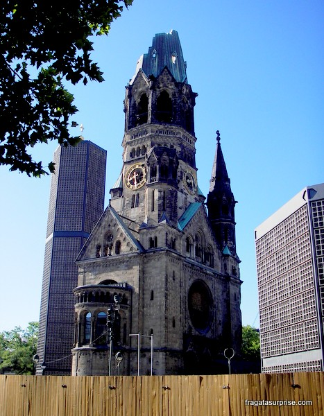 Torre da Igreja do Kaiser Guilherme