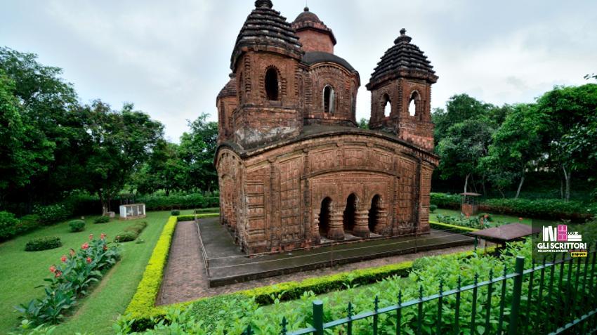 Viaggio in India: i templi di terracotta di Bishnupur