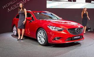 Mazda Cx 5 Diesel Canada >> Mazda 6 Wagon for Canada and the USA