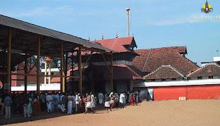 Udayasthamana Pooja Guruvayoor
