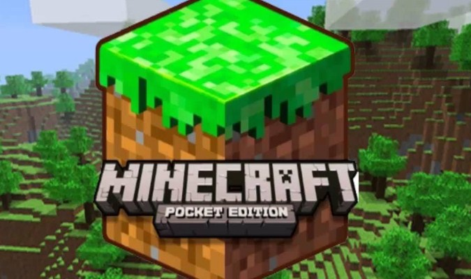 Game Offline Android Terbaik - Minecraft: Pocket Edition