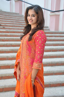 Actress Nanditha Stills in Salwar Kameez at Savitri Movie Success Meet  0067.jpg