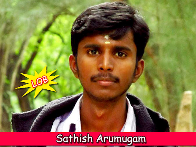 Sathish Arumugam from Traffic Crow