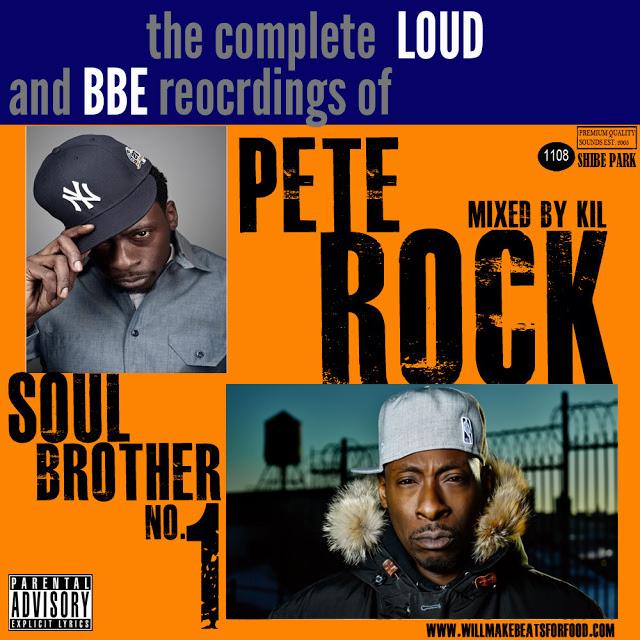 Pete Rock Soul Brother Number 1 Mixtape