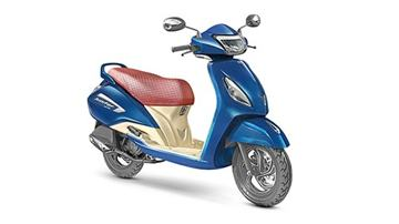 TVS Jupiter Grande   Price, Images, Colours, Mileage & Reviews