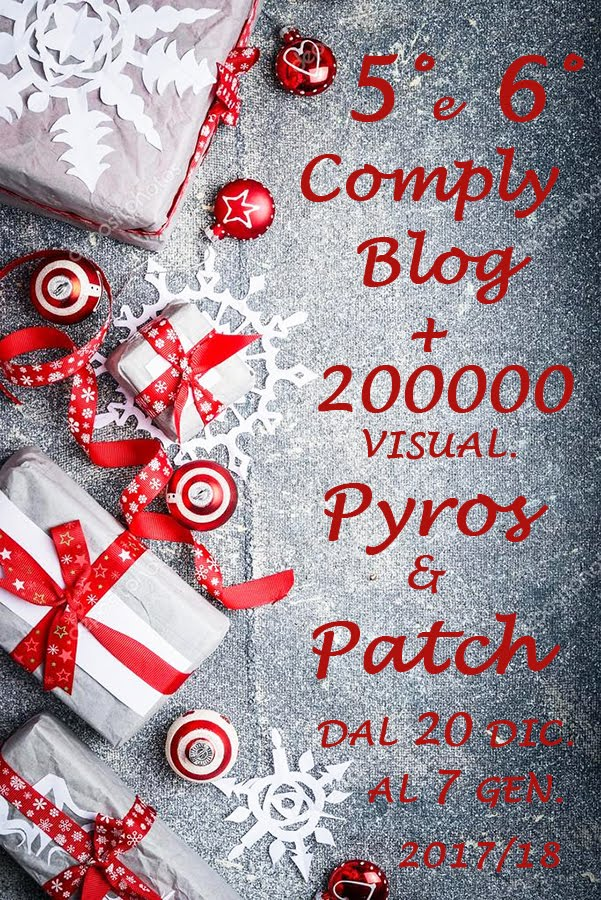 COMPLIBLOG PYROS E PATCH