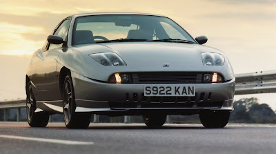 There were a number of special editions including this body kitted example from 1998