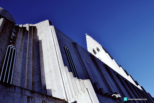 bowdywanders.com Singapore Travel Blog Philippines Photo :: Iceland ::  Hallgrímskirkja: This is Reykjavik's Iconic Church that Looks a Lot Like Glaciers of Iceland