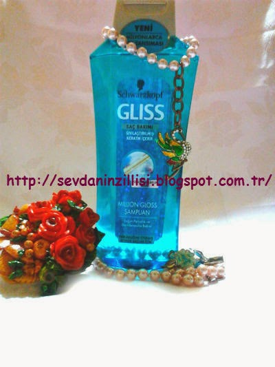 Gliss Million Gloss Şampuan
