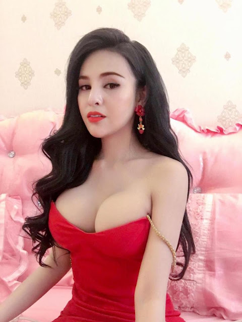Hot Cambodian Actress Banned From Starring In Movies For Being Too Sexy!