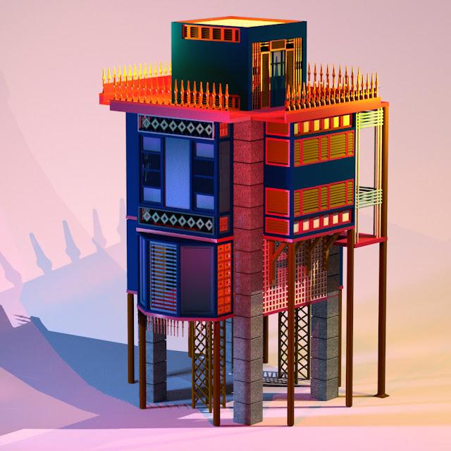 Arabic House-WIP