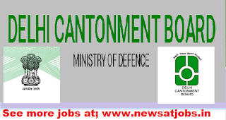 delhi-cantonment-board-Vacancies