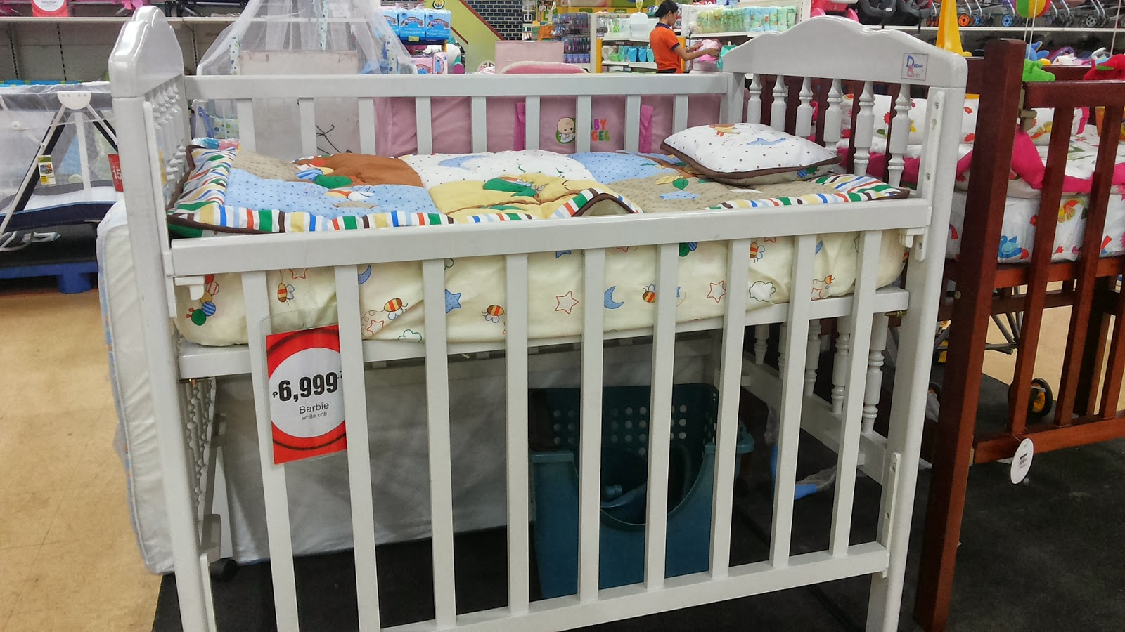 Baby Playpen Philippines Sale Little Lady Mom Cribs Or Playpens On A Budget