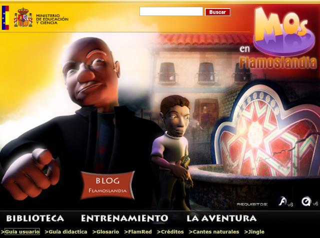http://ares.cnice.mec.es/flamenco/index.htm