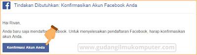 Buat Akun Facebook Dengan Mudah Dan Cepat