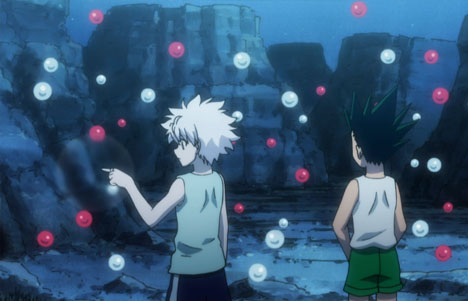 Hunter x Hunter (2011) Episode 62 Subtitile Indonesia