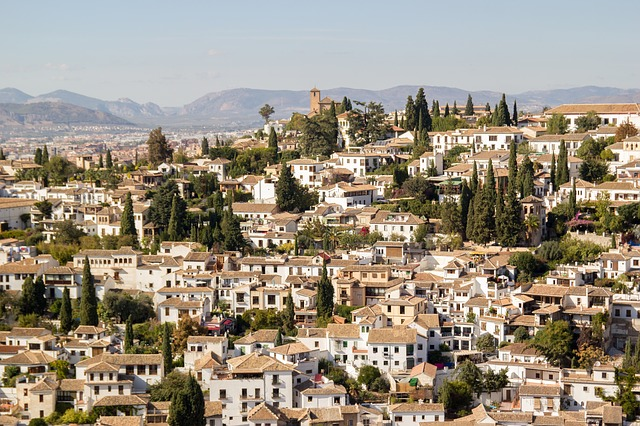 Albaicín, Mirador of San Nicolas, Albaicín and Mirador of San Nicolas, Granada Spain, Barcelona, Madrid, Granada, Spain, Tourist Attraction, Things to do, Places to see, Historical Places, Historical Architecture,