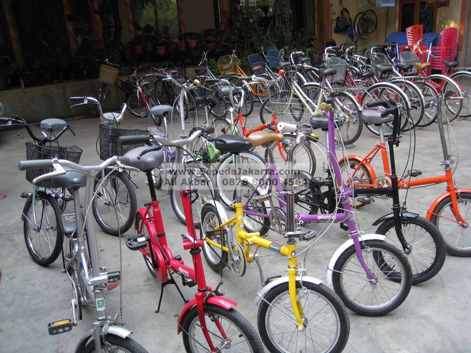 Sewa Sepeda   Sewa Sepeda di Jakarta   Sewa Sepeda Murah
