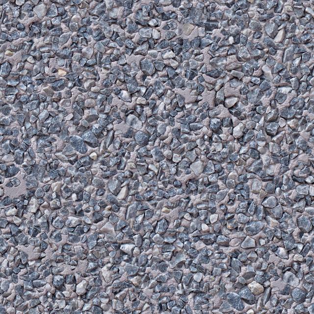 Small Stones Concrete Texture Seamless 2048x2048