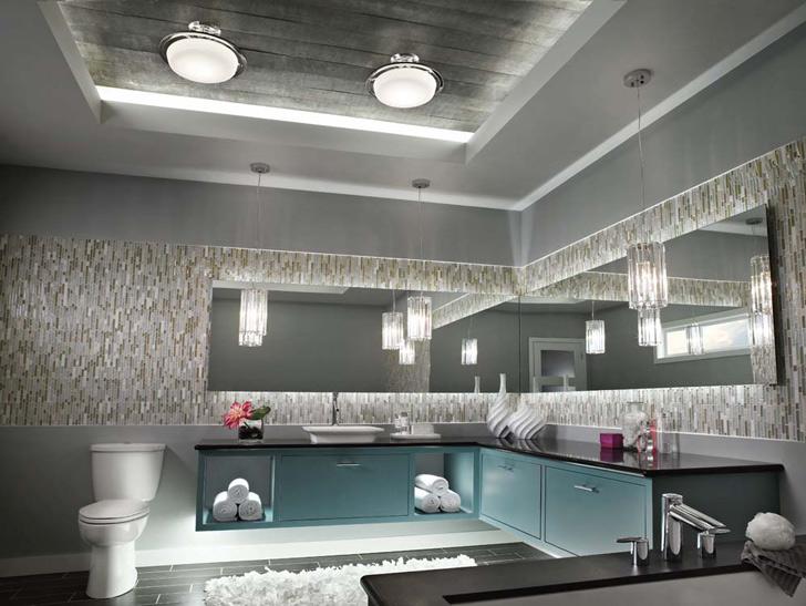 Lampu Led Tempel Ini Diproduksi Oleh Kichler Dia Dapat Digunakan Untuk Dapur Ruang Tamu Foyer Dan Lain Daya Tahan Tergolong Lama