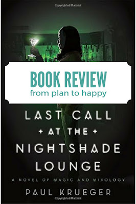 Last Call at the Nightshade Lounge by Paul Krueger occupies an undiscovered corner of the fantasy genre: bartenders who make cocktails that impart short term magical powers, which the bartenders use to fight demons. You read that right!