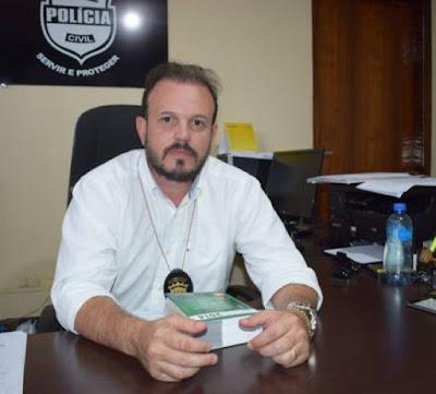 Delegado Gustavo Dante assume a chefia da 17ª SDP