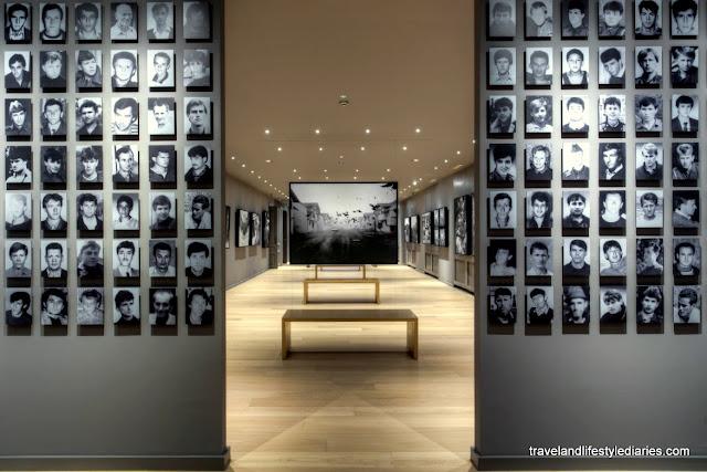 Srebrenica (Massacre) Exhibition in Sarajevo