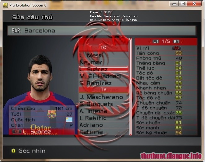 Download Pes 6 patch 2016