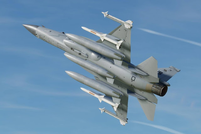 Nigeria buy JF-17 fighter jet
