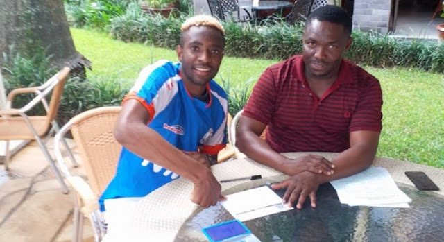 DEAL DONE:Kutinyu rasmi atua Azam FC