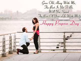 Happy Propose Day SMS | Messages | Wishes for Couples and Lovers
