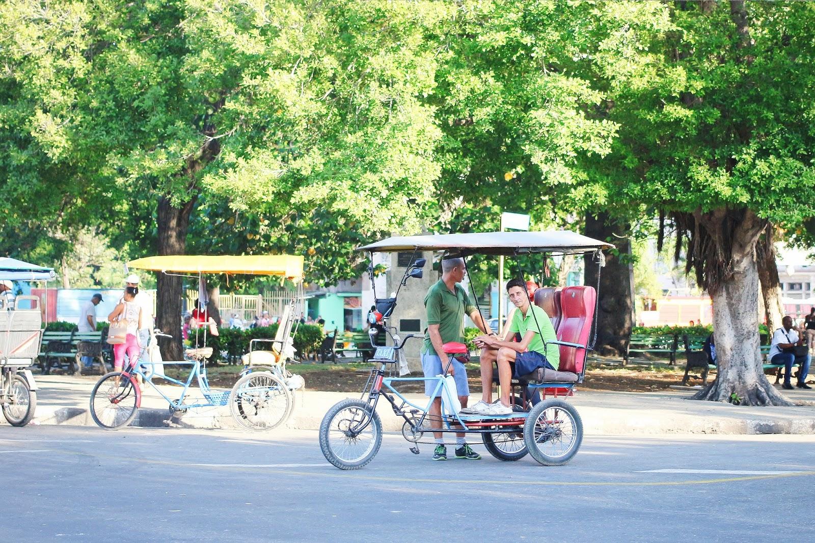 Les tuk-tuks de La Havane - Cuba
