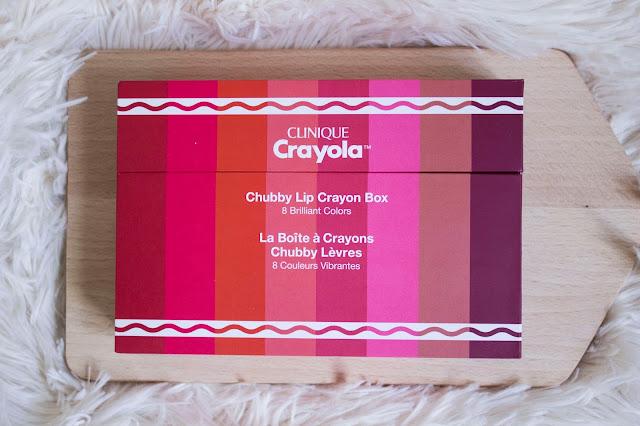 Clinique x Crayola