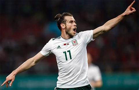 Bale góp công lớn vào chiến thắng của Wales