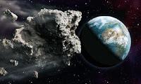 Hari Ini, Asteroid yang Berpotensi Berbahaya akan Melintas Dekat Bumi