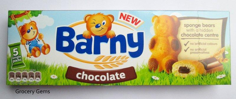 Barney The Bear Chocolate Cake