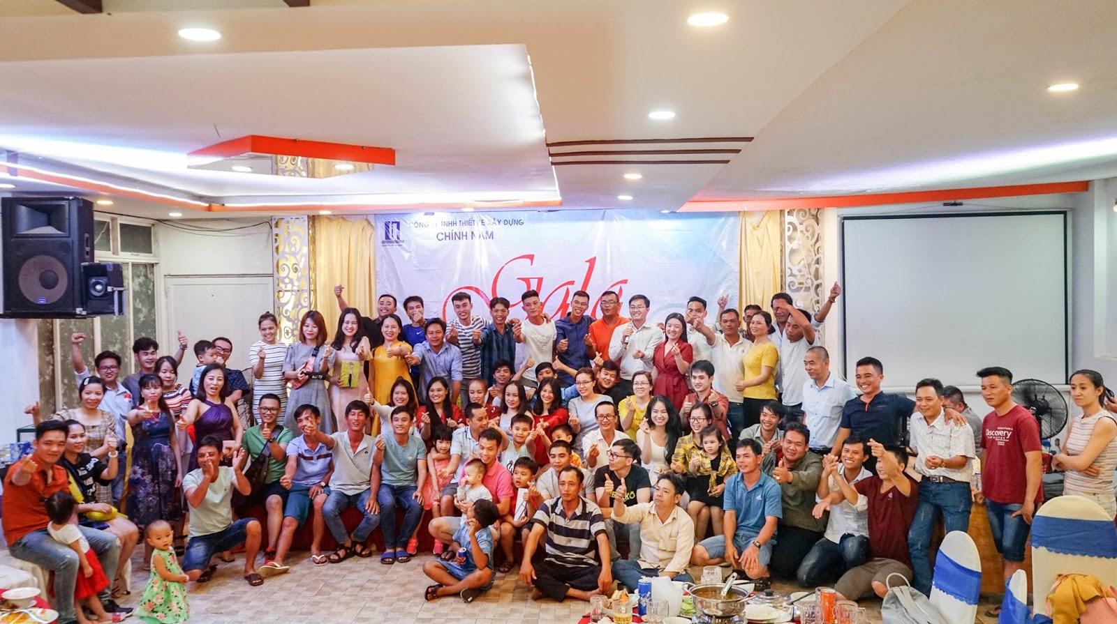 Gia đình Chính Nam du lịch Nha Trang 2019