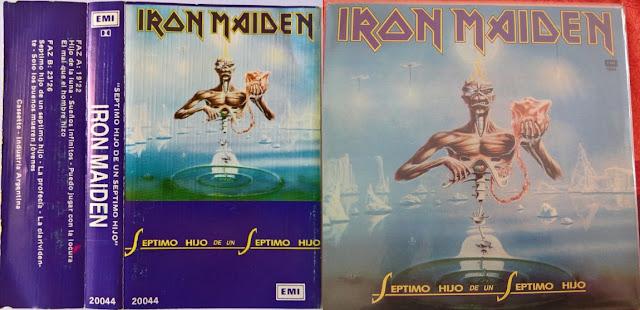 Iron Maiden - Septimo hijo de un septimo hijo