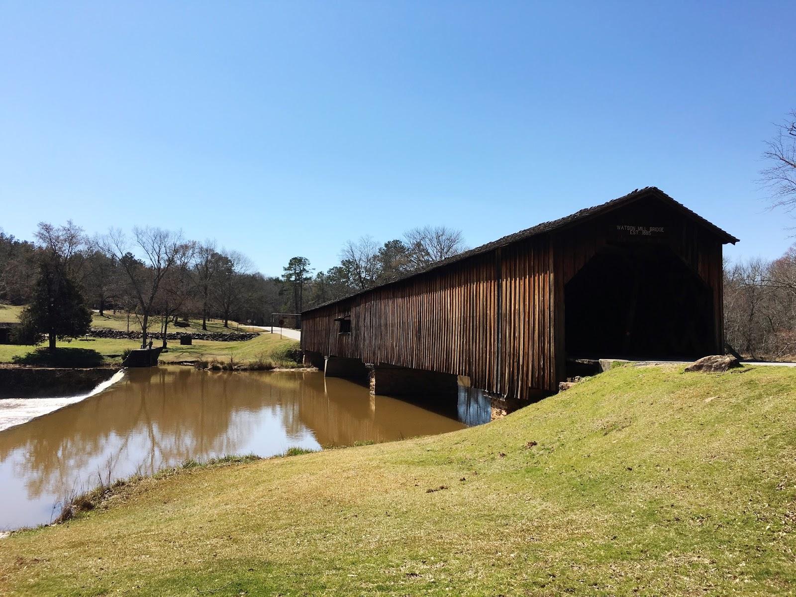 watson mill river