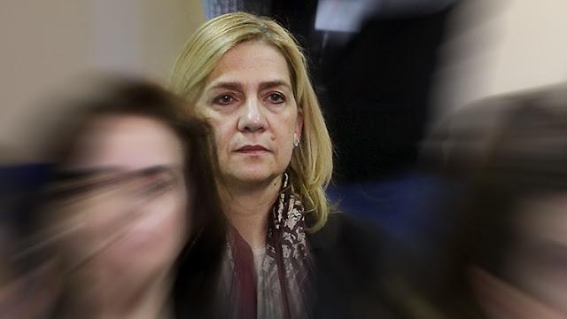 """España: El rey emérito ofreció dos millones de euros """"en cash"""" para salvar a la infanta"""