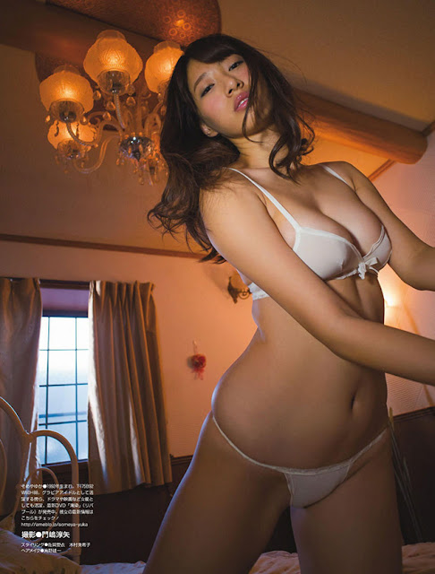 Hot girls Yuka Someya sexy Gravure japanese idol 6