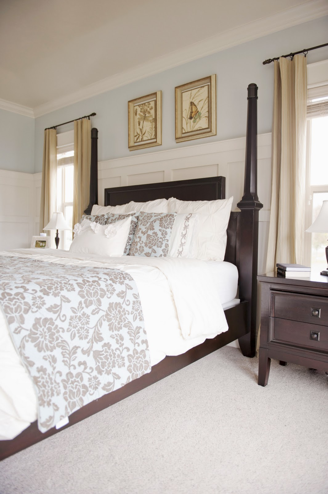 Sita Montgomery Interiors: Sita Montgomery Interiors: My Home Tour: Master Bedroom