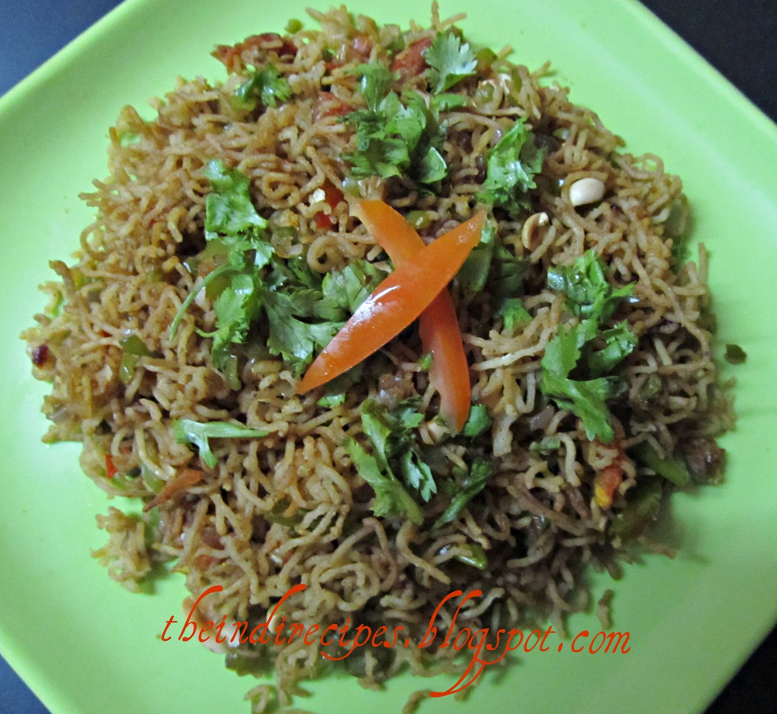 Five Easy Healthy Flavorful Indian Recipes: Tasty Healthy Easy Indian Recipes: Soya Idiyappam/Noodles
