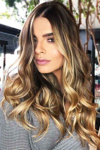 6 Highlighted Hair For Brunettes In 2018