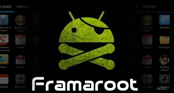 Framaroot v1.9.3 Apk Terupdate 2016