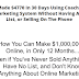 How To Make $4770 In 30 Days