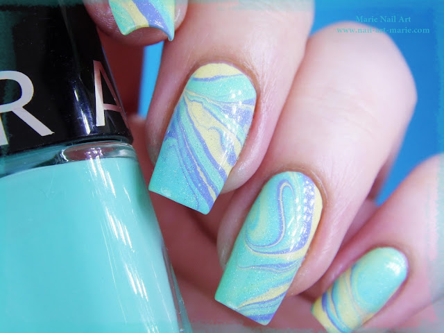 water marble tropical2