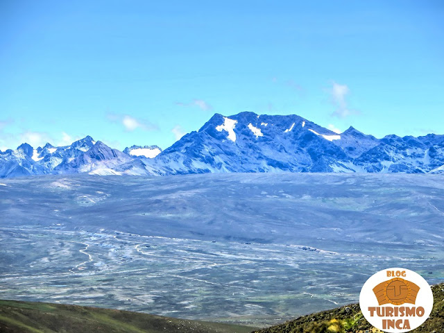 Nevado Huerta Pata