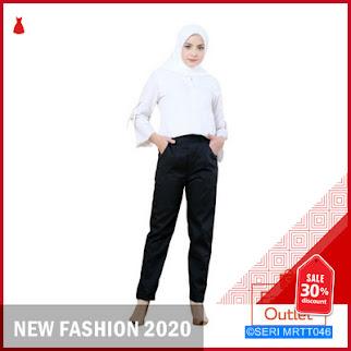 MRTT046C38 Celana Panjang Wanita NETJES Pants SKU BMGShop