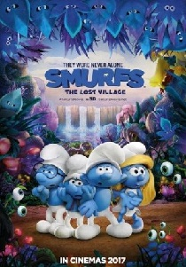 Sinopsis Film Smurfs: The Lost Village (2017)